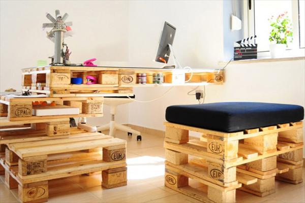 100 Uses for Reclaimed Pallets
